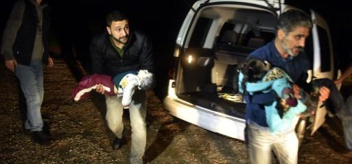 Turkey: Children die as refugee boat sinks off Turkish coast