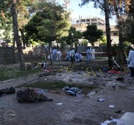 Turkey: 4 dead in bomb attack in SE Turkey