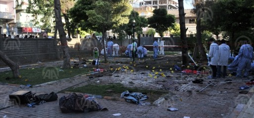 Turkey: 31 killed as blast hits Suruk