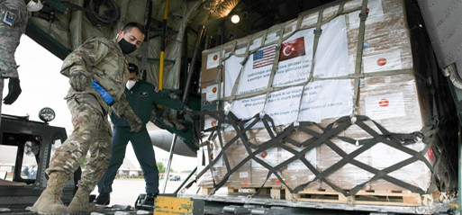 Turkey helps 57 countries fight Covid-19