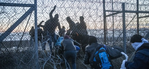 Over 100,500 migrants leave Turkey to reach Europe