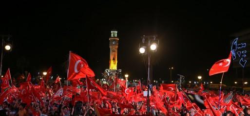US: Protest at NBC news over false Turkey coup bid coverage