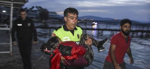Turkey: 30 irregular migrants rescued in Aegean Sea