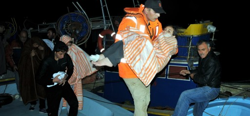 Greece: 4 dead as migrant boats sink off Lesbos island