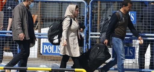 Turkey: First refugees returns arrive from Greece