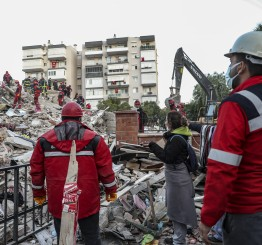 Turkey: 25 killed, 804 injured from quake in Izmir