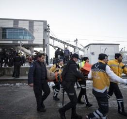 Turkey: 7 killed, 46 injured in high-speed train crash