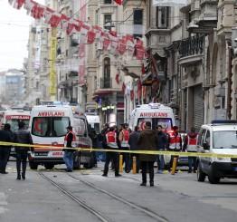 Turkey: Suicide bomber kills 4 in Istanbul terror attack