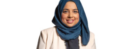 UK's first hijab-wearing MP calls on UK's ambassador to France to condemn hijab ban