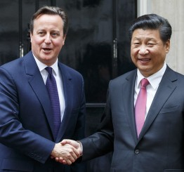 UK not ignoring China's human rights record