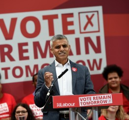 UK: London mayor Khan demands more autonomy