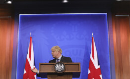 UK: Johnson's complacency blamed for failure to remove lockdown