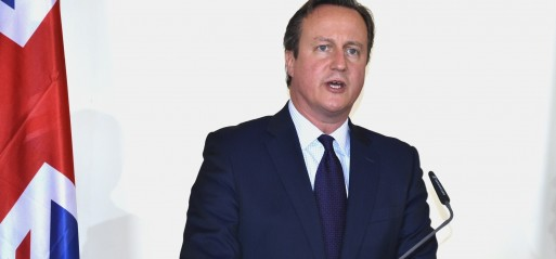 UK: PM slammed for 'bunch of migrants' jibe