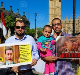 UK: Ahead of Sisi's UK trip, protests fall on deaf ears