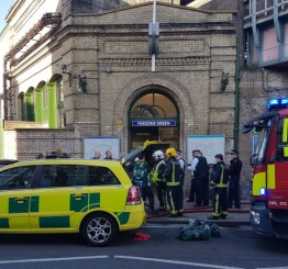 UK:  IED explosion in London underground train injured 18 people