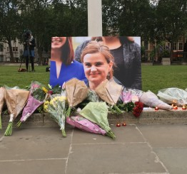 UK: Police charge man with Jo Cox murder