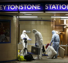 UK: Man charged in London Underground knife attack