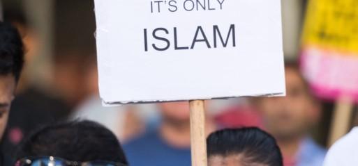 UK: Vigil held to protest Islamophobic attacks