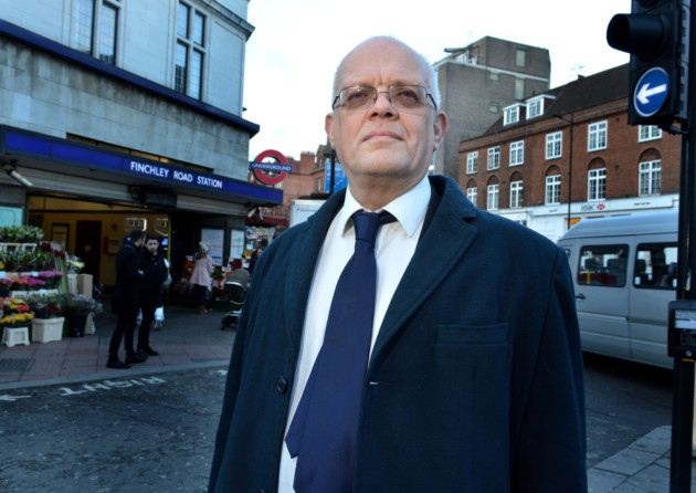 Hampstead and Kilburn UKIP candidate caught on film declaring UK is 'at war with Islam' thumbnail