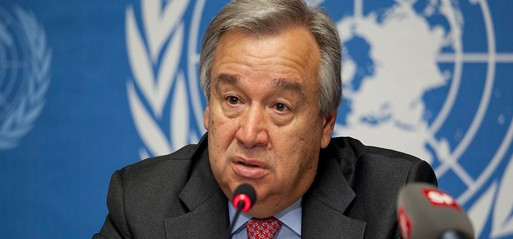 Covid-19 unleashed a 'tsunami of hate' with a surge in attacks on Muslims, UN chief warns