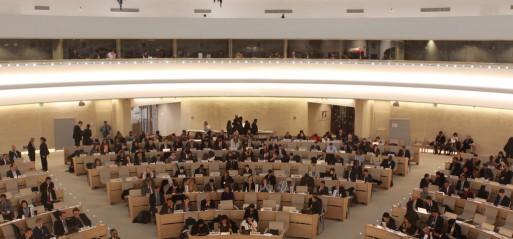 UN: Citing Israeli intransigence, UN Palestine rapporteur quits