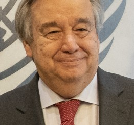 UN chief warns of 'grim realities' in Palestine