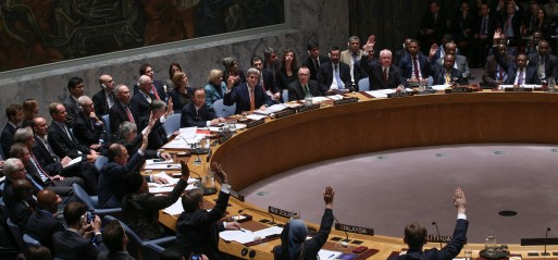 UN Security Council adopts roadmap for Syria peace