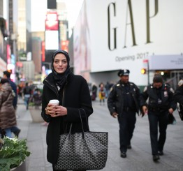US hate crimes targeting Muslims up 70 percent