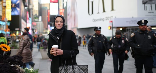 US Muslims register to vote in record numbers