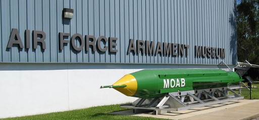 Afghanistan divided on US mega-bomb drop on Daesh hideouts