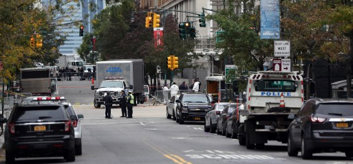 US: New York terror attack suspect charged, may face death penalty