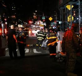 US: Authorities investigating NYC blast as act of terror
