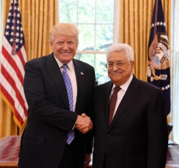 US: Trump: 'Very good' chance for Israel-Palestine peace