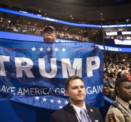 US: Republican convention nominates Trump for president