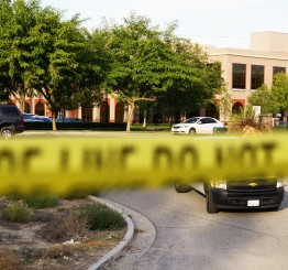 US: Arsenal found at home of couple linked to California shooting