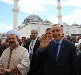 US: Turkish President Erdogan slams anti-Muslim rhetoric in US