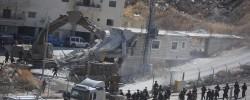 US blocks draft UN vote to condemn Israeli demolition of Palestinian homes