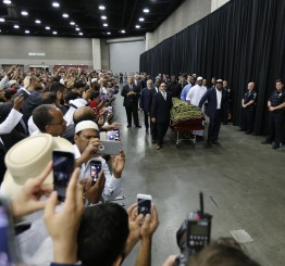 US: World bids farewell to Muhammad Ali in grand sendoff