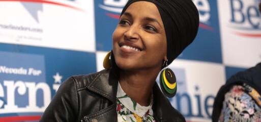 US lawmaker: 'Freedom of speech doesn't exist for Muslim women in Congress'