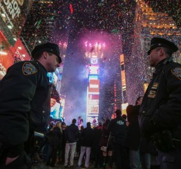 US: More than 30 killed by guns in US on New Year's Day