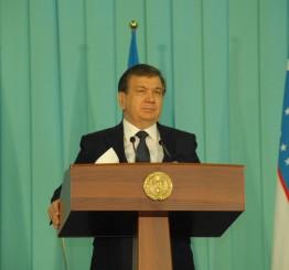 Uzbekistan's prime minister wins presidential poll