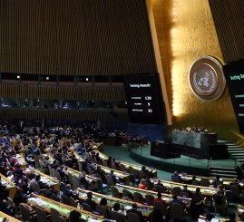 World resoundingly rejects US recognition of Jerusalem as Israel's capital capital