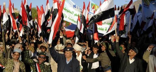 Yemen: Houthi rebels attack Saudi warship off Yemen