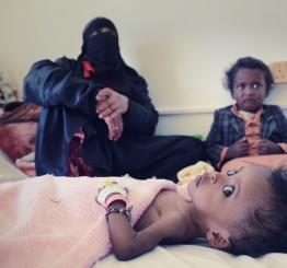 UN calls on Saudi coalition to open Yemeni seaports as it warns of world's largest famine