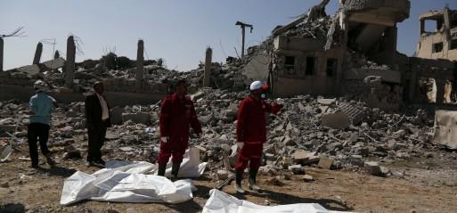 Yemen: 100 killed in Saudi-led raid on prison