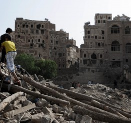 Yemen conflict death toll hits 5,700