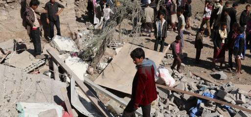 Yemen: Arab coalition blamed for most attacks on civilians