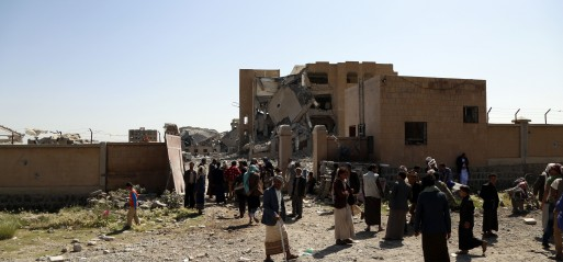 UN: Possible war crimes committed in Yemen