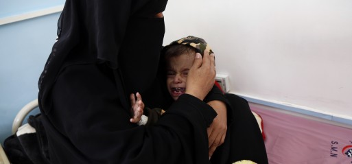 Yemen remains 'worst humanitarian crisis': UN office