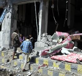 Yemen Saudi raid kills 26 civilians in Saada